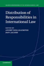 Distribution of Responsibilities in International Law