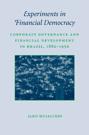 Experiments in Financial Democracy