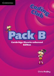 Coding Club Pack B Cambridge Elevate Enhanced Edition (1 Year) School Site Licence