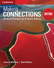 Making Connections 2nd Edition