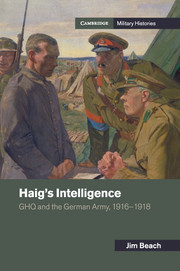 Haig's Intelligence