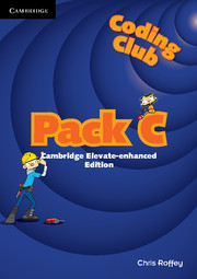 Coding Club Pack C Cambridge Elevate Enhanced Edition (1 Year) School Site Licence