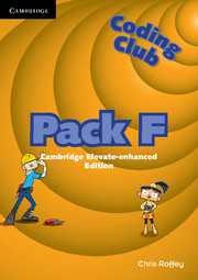 Coding Club Pack F Cambridge Elevate Enhanced Edition (1 Year) School Site Licence