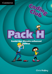 Coding Club Pack H Cambridge Elevate Enhanced Edition (1 Year) School Site Licence