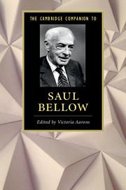 The Cambridge Companion to Saul Bellow