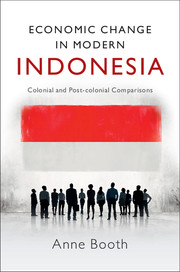 Economic Change in Modern Indonesia