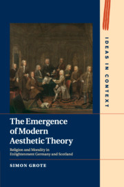 The Emergence of Modern Aesthetic Theory
