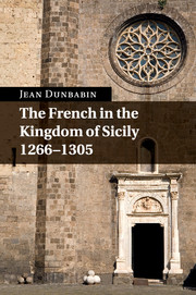 The French in the Kingdom of Sicily, 1266–1305