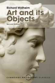 Art and its Objects