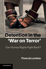 Detention in the 'War on Terror'