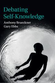 Debating Self-Knowledge