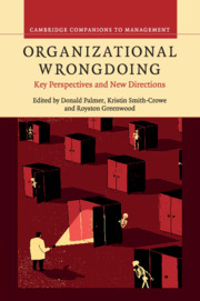 Organizational Wrongdoing