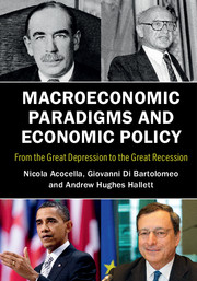 Macroeconomic Paradigms and Economic Policy