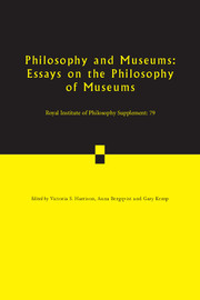 Philosophy and Museums