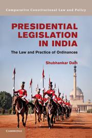 Presidential Legislation in India