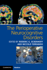 The Perioperative Neurocognitive Disorders