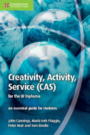 Creativity, Activity, Service (CAS) for the IB Diploma