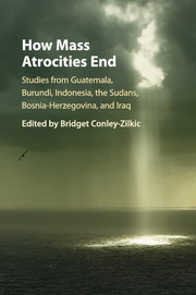How Mass Atrocities End