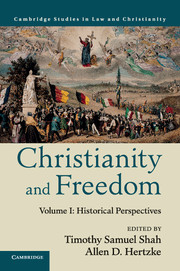Christianity and Freedom