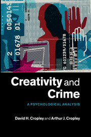 Creativity and Crime
