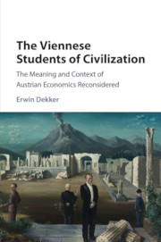 The Viennese Students of Civilization