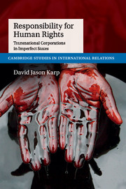 Responsibility for Human Rights