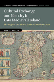 Cultural Exchange and Identity in Late Medieval Ireland
