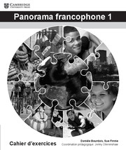 Panorama francophone 1 Cahier d'exercises - 5 Books Pack