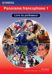 Panorama francophone 1 Livre du Professeur with CD-ROM
