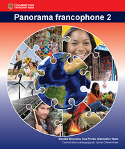 Panorama francophone Student Book 2