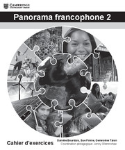 Panorama francophone 2 Cahier d'exercises - 5 book pack