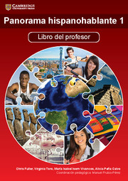 Panorama hispanohablante 1 Libro del Profesor with CD-ROM