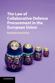 The Law of Collaborative Defence Procurement in the European Union
