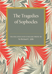 The Tragedies of Sophocles