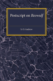 Postscript on Beowulf