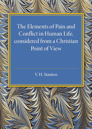 The Elements of Pain and Conflict in Human life, Considered from a Christian Point of View