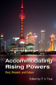 Accommodating Rising Powers