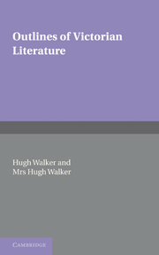 Outlines of Victorian Literature