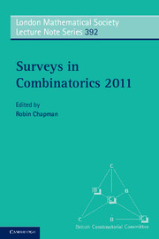 Surveys in Combinatorics 2011