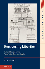 Recovering Liberties