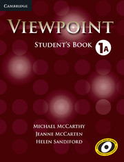 Viewpoint Level 1 Student's Book A
