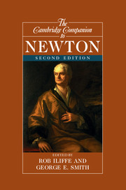 The Cambridge Companion to Newton