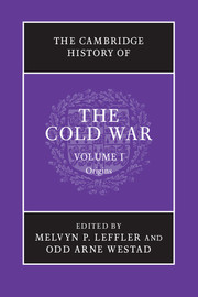 The Cambridge History of the Cold War