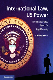 International Law, US Power