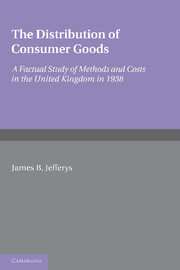 The Distribution of Consumer Goods