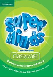 Super Minds American English Level 2