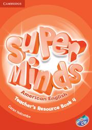 Super Minds American English Level 4