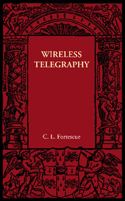 Wireless Telegraphy