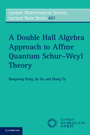A Double Hall Algebra Approach to Affine Quantum Schur–Weyl Theory