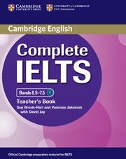 Complete IELTS Bands 6.5–7.5